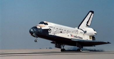 Space shuttle Challenger