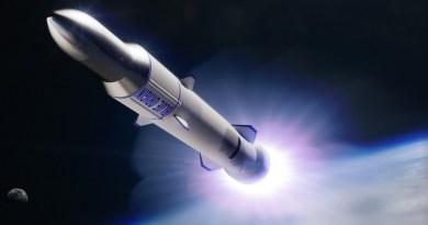 de New Glenn-raket