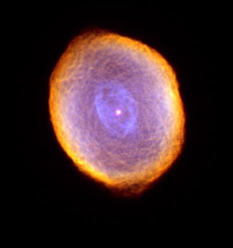 Spirograafnevel - IC 418