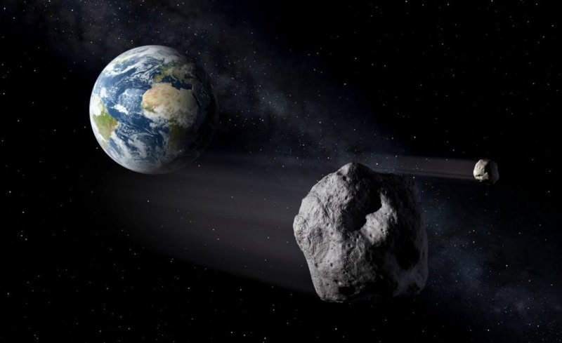 mini-maantjes van de Aarde