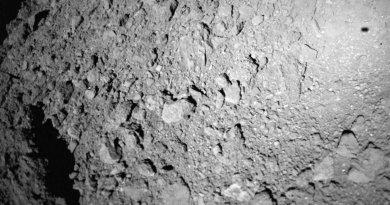 MASCOT fotografeert oppervlak van asteroide Ryugu