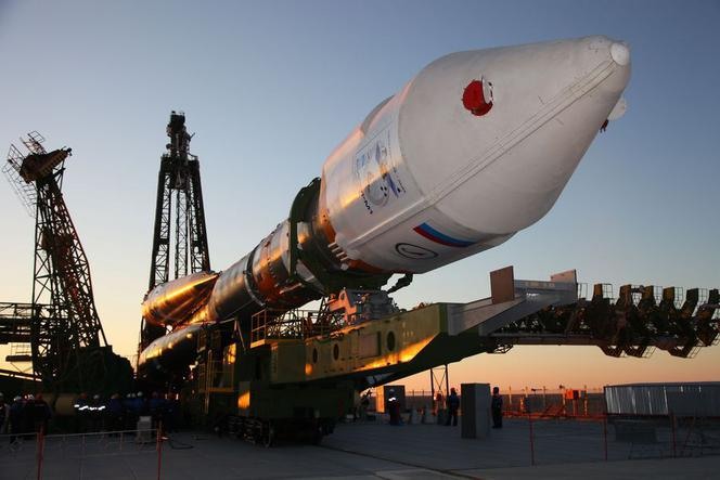 Raketlancering Baikonoer