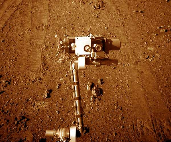 Opportunity op Mars