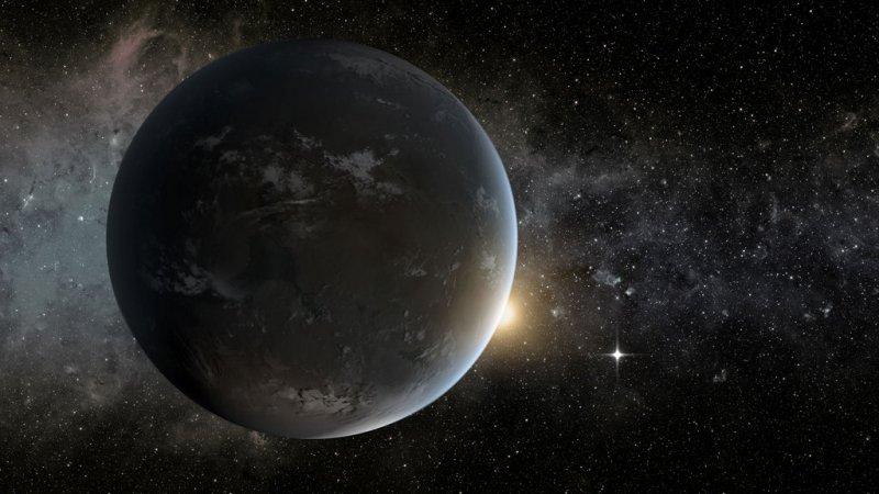 exoplaneet bij K-klasse ster