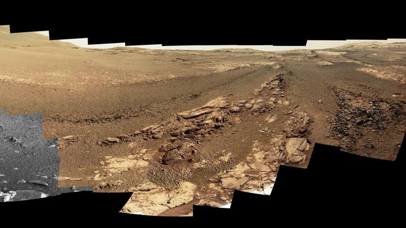 Mars Panorama
