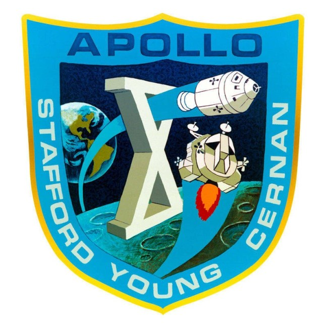 Apollo 10 - missie patch