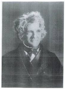 Friedrich Wilhelm Bessel in 1843
