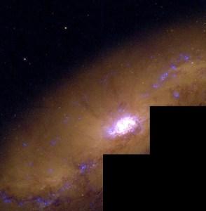 NGC 1808 in Columba