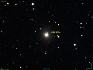 NGC 953 in Triangulum