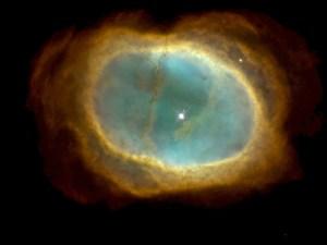 NGC 3132 in Vela