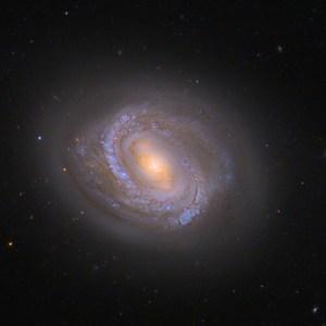 Messier 58 in Virgo