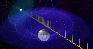 Artist impressie neutronenster