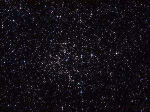 Messier 38 in Auriga