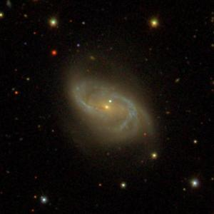 NGC 2608 in Cancer