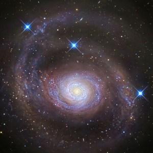 Messier 94 in Canes Venatici