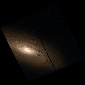 NGC 5005 in Canes Venatici