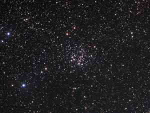 NGC 663 in Cassiopeia
