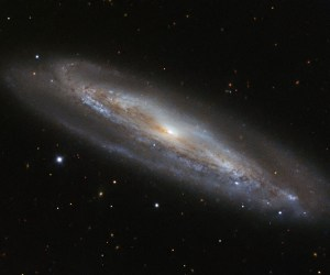 Messier 98 in Coma Berenices