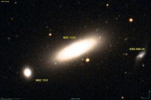 NGC 1332 in Eridanus