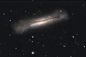NGC 3628 in Leo