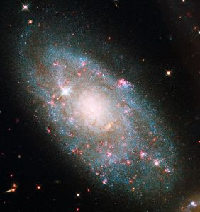 NGC 7320 in Pegassus