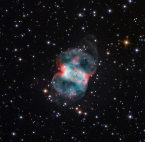 Messier 76 in Perseus