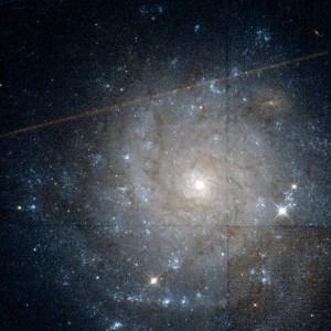 NGC 1058 in Perseus