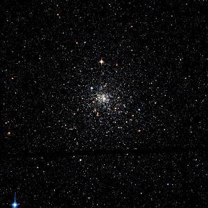 NGC 6522 in Sagittarius