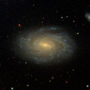 NGC 5970 in Serpens