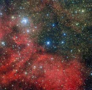 NGC 6604 in Serpens