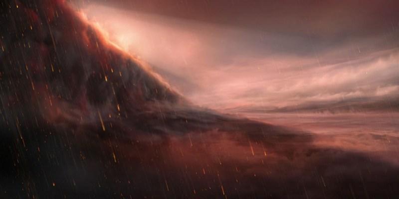 het regent ijzer op exoplaneet WASP-76b
