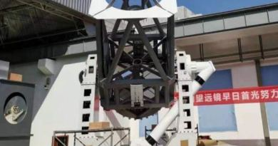 De Chinese Large Solar Telescope