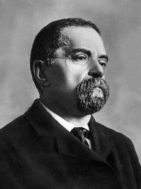 De Italiaanse astronoom Giovanni Schiaperelli