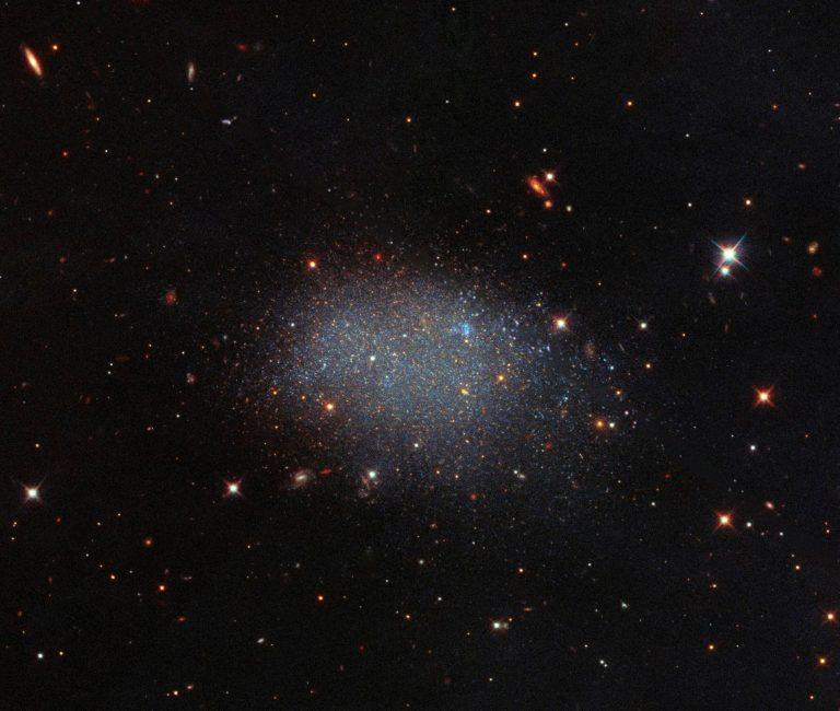 Dwergsterrenstelsel ESO 461-016