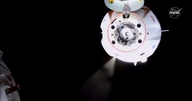 koppeling Crew Dragon met ISS