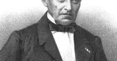 Johann Heinrich von Mädler (1794-1874)