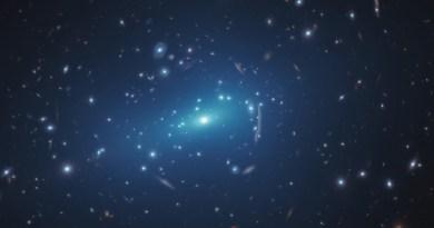 Donkere materie op kleine schaal