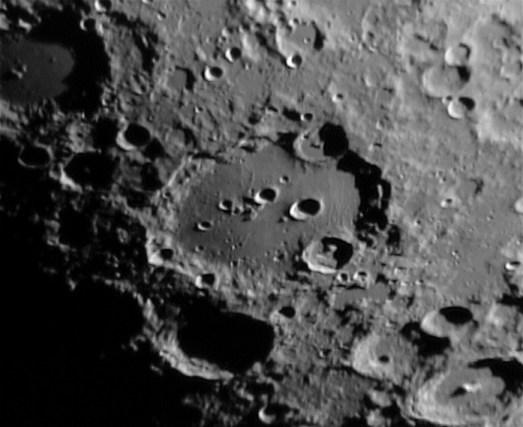 Maankrater Clavius