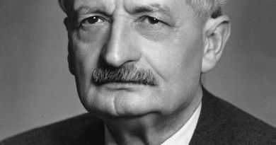 Hermann Oberth in de jaren 1950