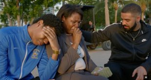 Watch how @Drake gave away almost a million dollars in the heartwarming #GodsPlan video!