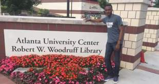 Westen Region's Nana Kwesi Coomson and 32 leave to USA for YALI program