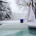 ulkoporeallas talvi