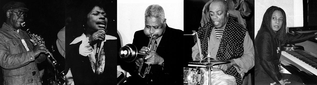 Kuumbwa Jazz History