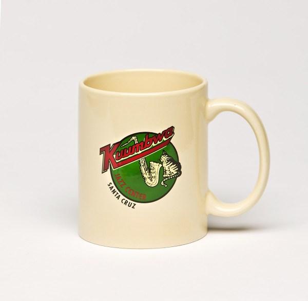 Jazz Cat Mug