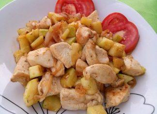 Piletina sa tikvicama