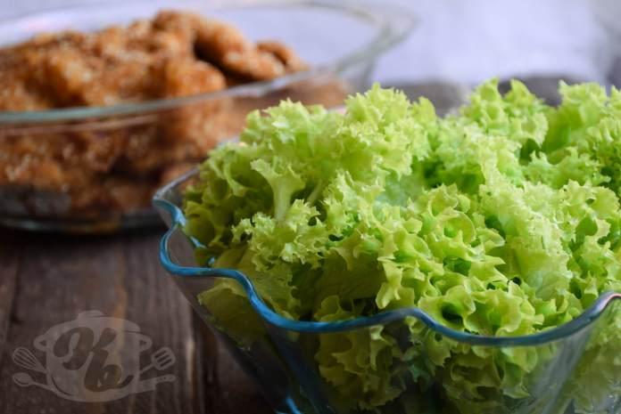 Recept za najobičniju zelenu salatu - onako kako je mi pravimo