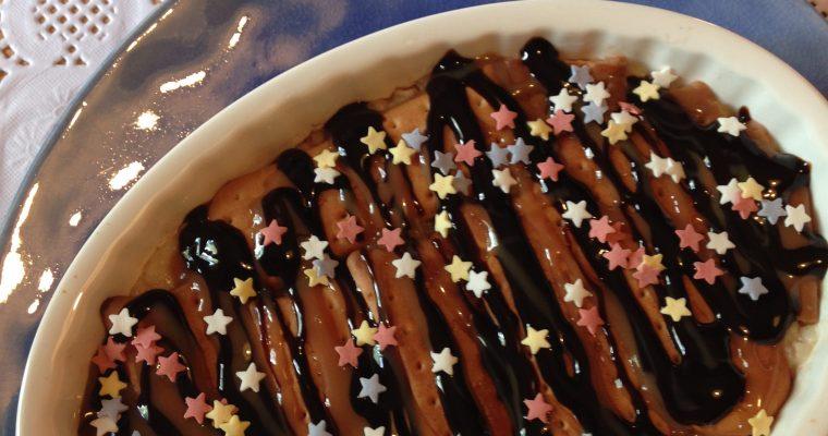 Mlečna keks torta sa pirinčem-fina kremasta poslastica