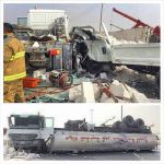 Video – Five killed and 47 injured in Kuwait accident