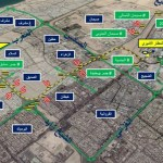 Roads to close on 5th December 2017