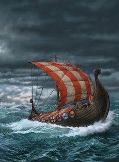 Beowulf Longboat